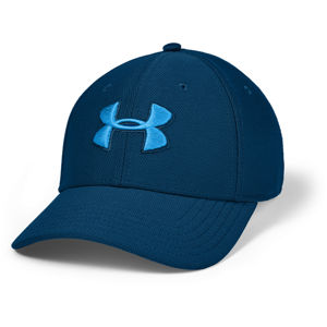 Šiltovka Under Armour Men's Blitzing 3.0 Cap Graphite Blue - M/L (55-58)