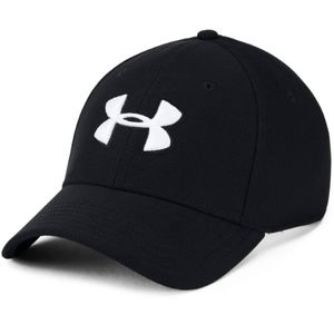 Šiltovka Under Armour Men's Blitzing 3.0 Cap BLACK / BLACK / WHITE - M/L (55-58)