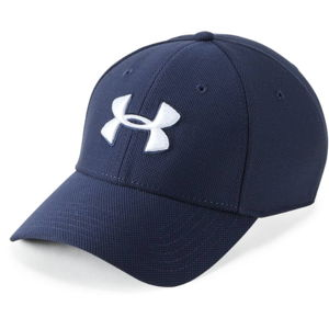Šiltovka Under Armour Men's Blitzing 3.0 Cap Midnight Navy / Graphite / White - L/XL (58-61)