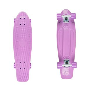 "Pennyboard Big Fish 27"" summer purple/white"