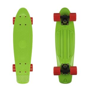 "Pennyboard Fish Classic 22"" Green-Black-Red"