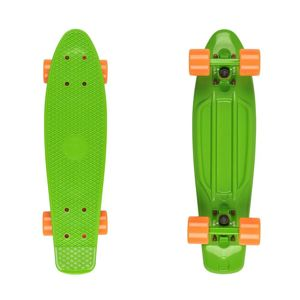 "Pennyboard Fish Classic 22"" green/orange"