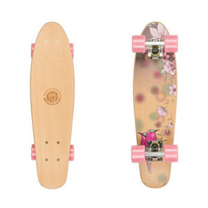 "Drevený pennyboard Fish Classic Wood 22"" Bird"