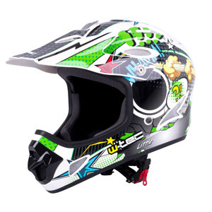 Downhill prilba W-TEC FS-605 Allride Cartoon - XL (61-62)