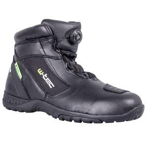 Moto topánky W-TEC Electra čierna - 45