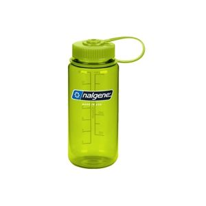 Outdoorová fľaša NALGENE Wide Mouth 500 ml Spring Green 16 WM