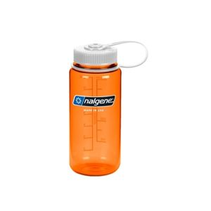 Outdoorová fľaša NALGENE Wide Mouth 500 ml Orange 16 WM