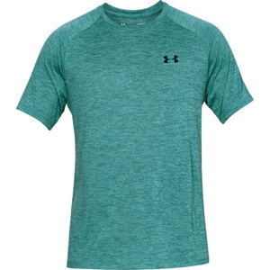 Pánske tričko Under Armour Tech SS Tee 2.0 Dust - XXL