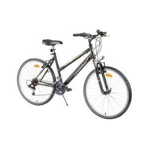 "Juniorský dievčenský horský bicykel Reactor Swift 24"" - model 2020 lemon - 17"""