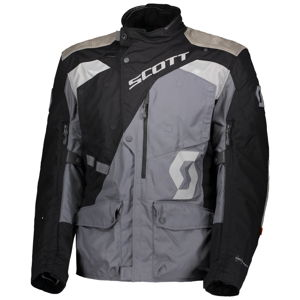 Moto bunda SCOTT Dualraid Dryo black/iron grey - 3XL