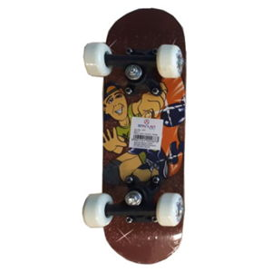 Skateboard Mini Board Skateboy Brown