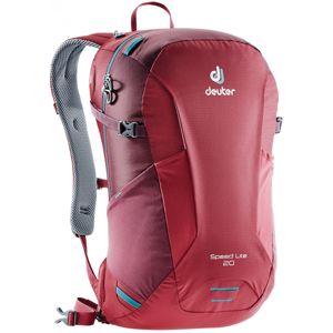 Turistický batoh DEUTER Speed Lite 20 2019 cranberry-maron