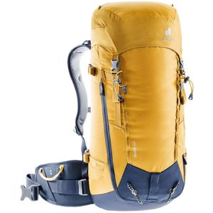 Turistický batoh Deuter Guide 34+ curry-navy