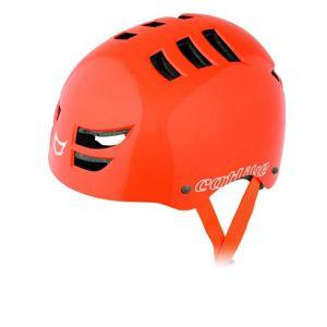 Cyklo prilba CATLIKE 360° oranžová - MT