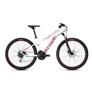"""Dámsky horský bicykel Ghost Lanao 2.7 AL W 27,5"""" - model 2020 Star White / Ruby Pink - S (15,5"""") - Záruka 10 rokov"""