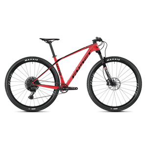 "Horský bicykel Ghost Lector 3.9 LC 29"" - model 2020 Riot Red / Jet Black - S (16,5"") - Záruka 10 rokov"