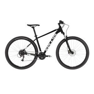 """Horský bicykel KELLYS SPIDER 50 26"""" - model 2021 Black - XS (15"""") - Záruka 10 rokov"""
