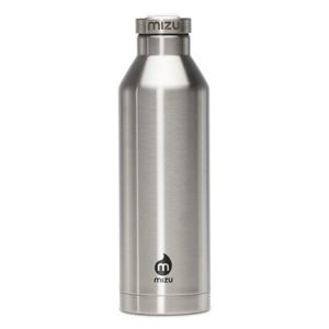 Termoska Mizu V8 Stainless with Black