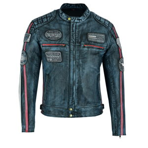 Moto bunda B-STAR 7820 Blue Tint - S