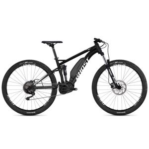 "Celoodpružený elektrobicykel Ghost Kato FS S3.9 29"" - model 2020 Night Black / Star White - S (15"") - Záruka 10 rokov"