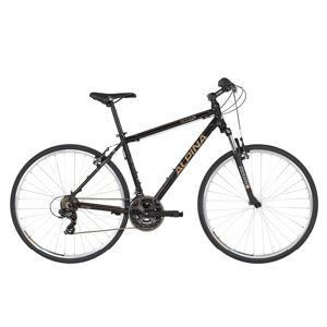 Crossový bicykel ALPINA ECO C10 - model 2020 Black - M (19'') - Záruka 10 rokov