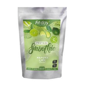 Proteínový nápoj Fit-day Protein Smoothie 135 g matcha-lime