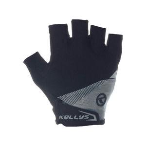 Cyklo rukavice KELLYS COMFORT 2018 šedá - L