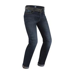 Pánske moto jeansy PMJ Legend Café Racer CE modrá - 44