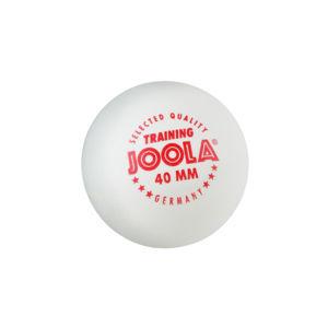 Súprava loptičiek Joola Training 120ks biela