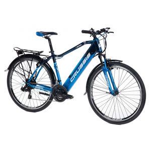 """Pánsky trekingový elektrobicykel Crussis e-Gordo 1.6-S - model 2021 20"""" - Záruka 10 rokov"""