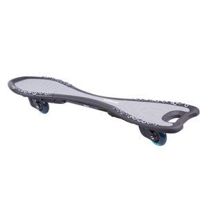 Waveboard JD Bug Power surfer čierno-šedá