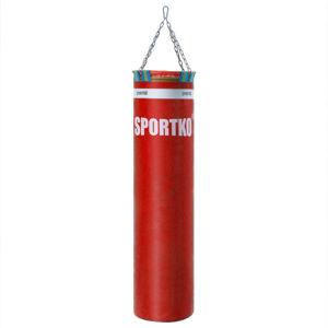Boxovacie vrece SportKO Elite MP00 35x130 cm červená