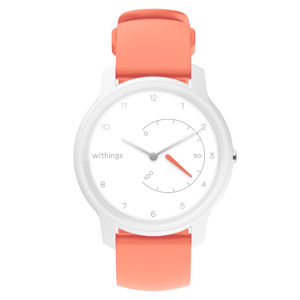Inteligentné hodinky Withings Move White / Coral