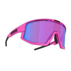 Športové slnečné okuliare  Bliz Fusion Nordic Light 2021 Matt Neon Pink