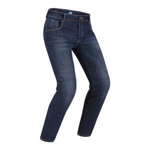 Pánske moto jeansy PMJ Rider New modrá - 38