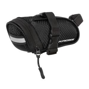 Podsedlová brašňa Kross Roamer Saddle Bag L Black