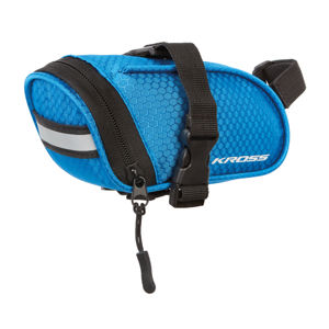 Podsedlová brašňa Kross Roamer Saddle Bag L blue