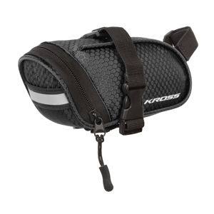 Podsedlová brašňa Kross Roamer Saddle Bag L Grey
