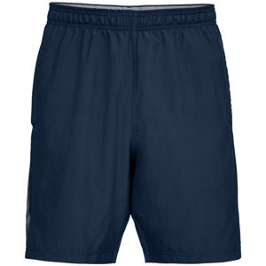 Pánske šortky Under Armour Woven Graphic Wordmark Short Academy - XXL