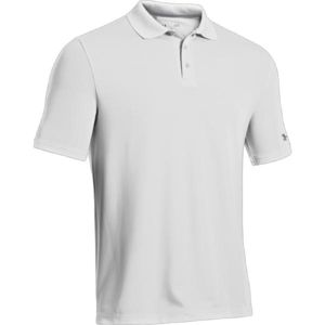 Pánske tričko Under Armour Medal Play Performance Polo White - M