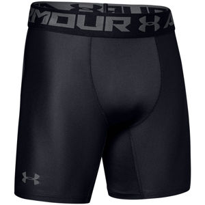 Pánske kompresné boxerky Under Armour HG Armour 2.0 Comp Short Black - XXL