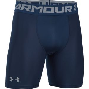 Pánske kompresné boxerky Under Armour HG Armour 2.0 Comp Short Midnight Navy - XS