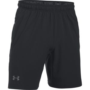 Pánske kraťasy Under Armour Cage Short Black - S