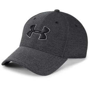 Pánska šiltovka Under Armour Men's Heathered Blitzing 3.0 Black - L/XL (58-61)