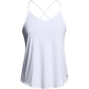 Dámske tielko Under Armour Free Cut Strappy Tank White - L