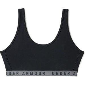 Dámska podprsenka Under Armour Favorite Cotton Everyday Bra Black - XS