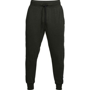 Pánske tepláky Under Armour Threadborne Terry Jogger Artillery Green - XXL
