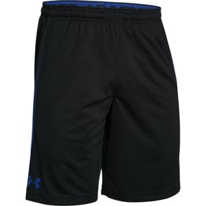 Pánske šortky Under Armour Tech Mesh Short BLACK / ROYAL - S
