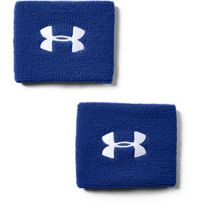 Potítka na zápästie Under Armour Performance Wristbands Royal - OSFA