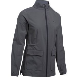 Dámska bunda Under Armour Storm WindStrike Full Zip RHINO GRAY / RHINO GRAY / BLACK - XS